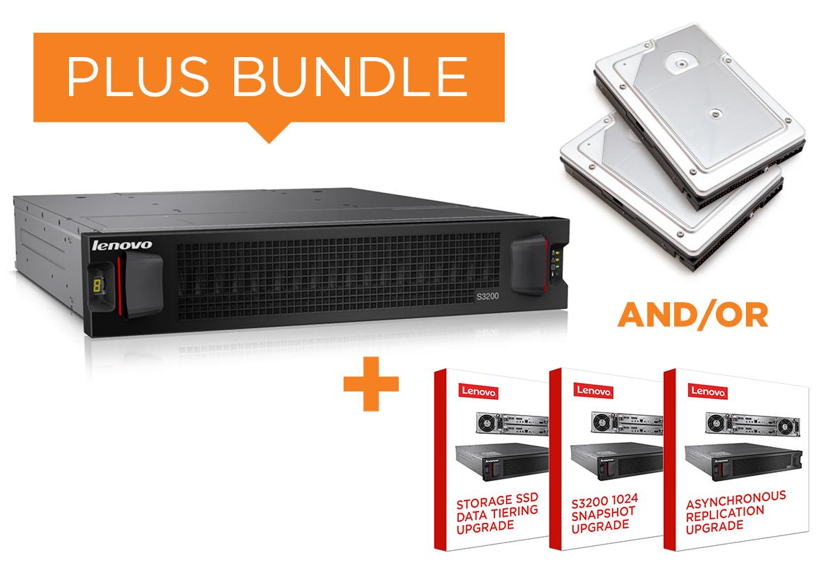 4. S Series Storage - PLUS BUNDLE Hardware and Software Upgrade