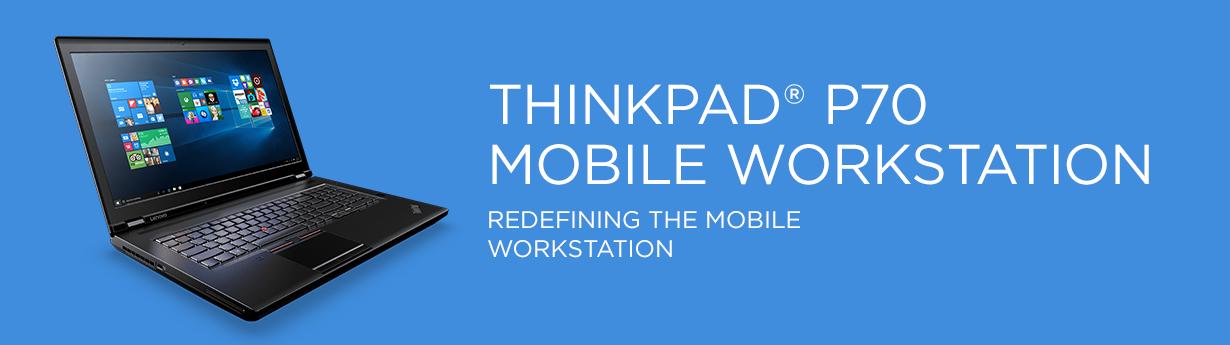 LENOVO THINKPAD P70 Mobile Workstation