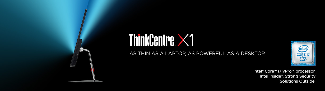 THINKCENTRE X1 ALL-IN-ONE Desktop