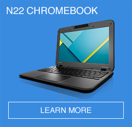 LENOVO™ N22 Chromebook