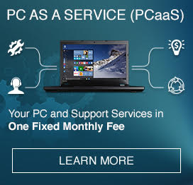 ThinkFWD : PC as a Service
