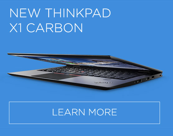 Thinkpad X1 Carbon - Ultra Thin Laptop