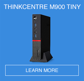 THINKCENTRE M900 Tiny Desktop