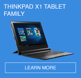 THINKPAD X1 - Windows 10 Tablet