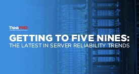 E-Book: How reliable is your server infrastructure?